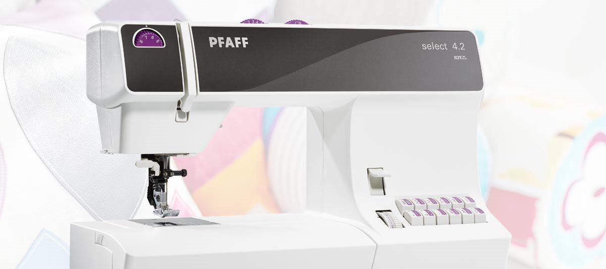 Select Series Pfaff Work Support