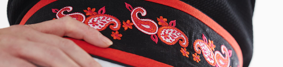 Pfaff Embroidery Projects